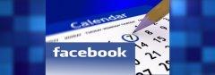Acceso al calendario y novedades en Facebook